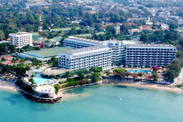 The Dusit Thani Pattaya