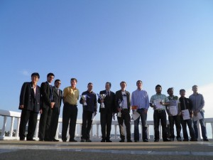 Winners of the Thailand Open Chess Championship 2011