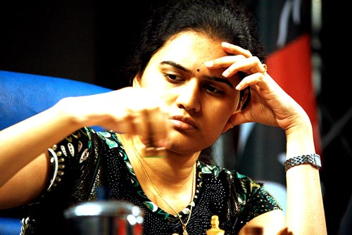 Indian Grandmaster Humpy Koneru