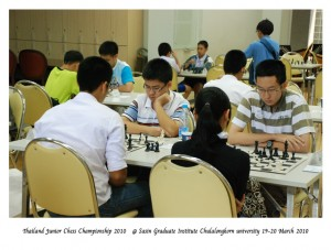 Thailand Junior Chess Championships