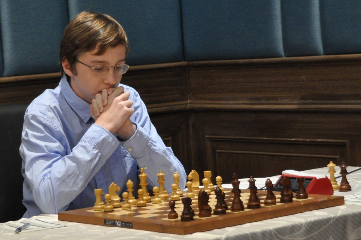 GM Anton Smirnov