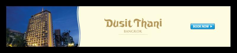 Direct booking at the 5-star Dusit Thani Bangkok