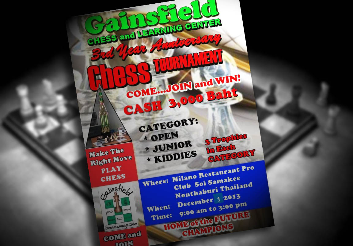 Gainsfield Chess Tournament