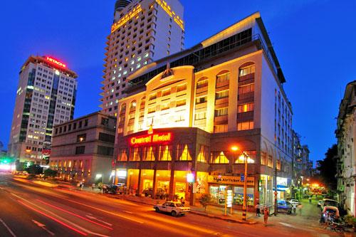 Central Hotel, Yangon